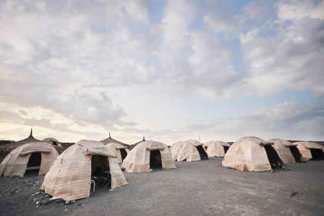 Tradicionalne nomadske šatore zameniće velelepne građevine / Foto: Thinkstock