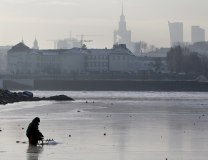 The Vistula River in Warsaw (Tanjug/AP, file)