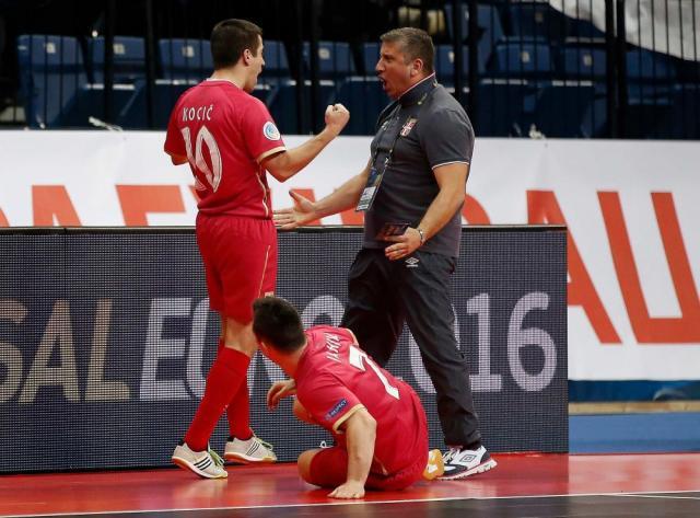 Vesti - Uživo: Futsaleri za istoriju i polufinale