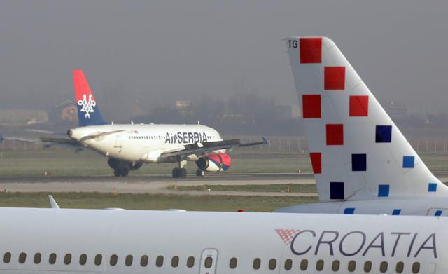 Kako je Er Srbija otela Njujork Kroacija erlajnsu - B92.net