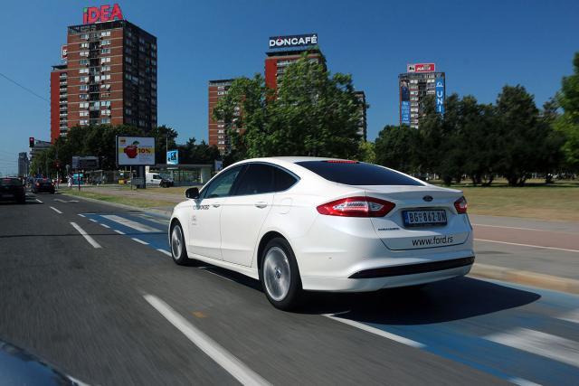 Ford Mondeo 2.0 TDCi: zapremina 1997 ccm; snaga 110 kW (150 KS) pri 3500-4000 o/min; maks. obrtni moment 350 Nm pri 1750-3000 o/min