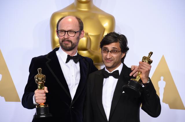 Džejms Gej Ris i Asif Kapadija (Foto: Tanjug / AP)