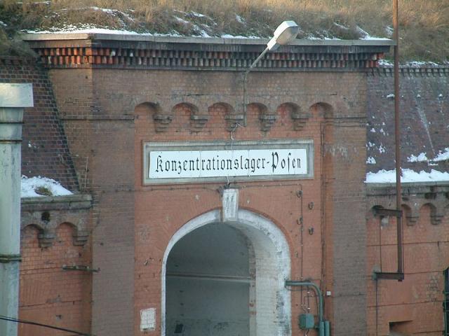 Današnji izgled ulaza u logor / Foto: wikipedia