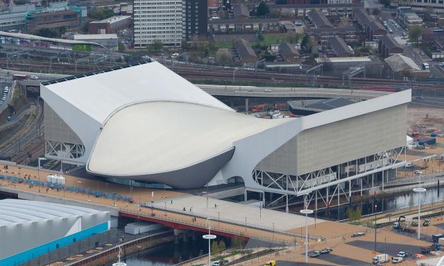 London Aquatics Centre / Foto: wikipedia