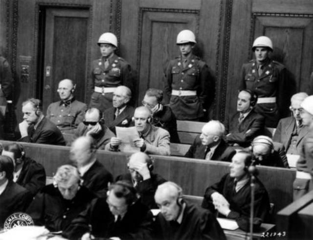 the constitutionality of military tribunals A rebuke to military tribunals by  are more than capable of handling the prosecution of people like mr bahlul without hiding from the mandates of the constitution and the tribunals may still .
