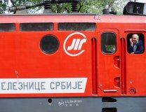 A Serbian Railways train engine (Tanjug, file)