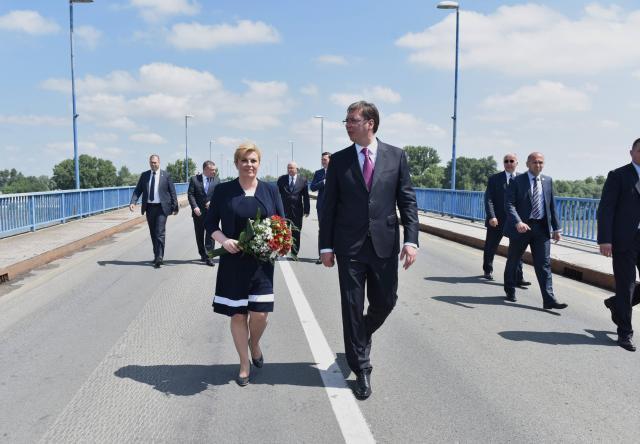 Foto: Beta, Kabinet hrvatske predsednice