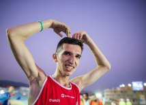 Photo by Joosep Martinson/Getty Images for European Athletics