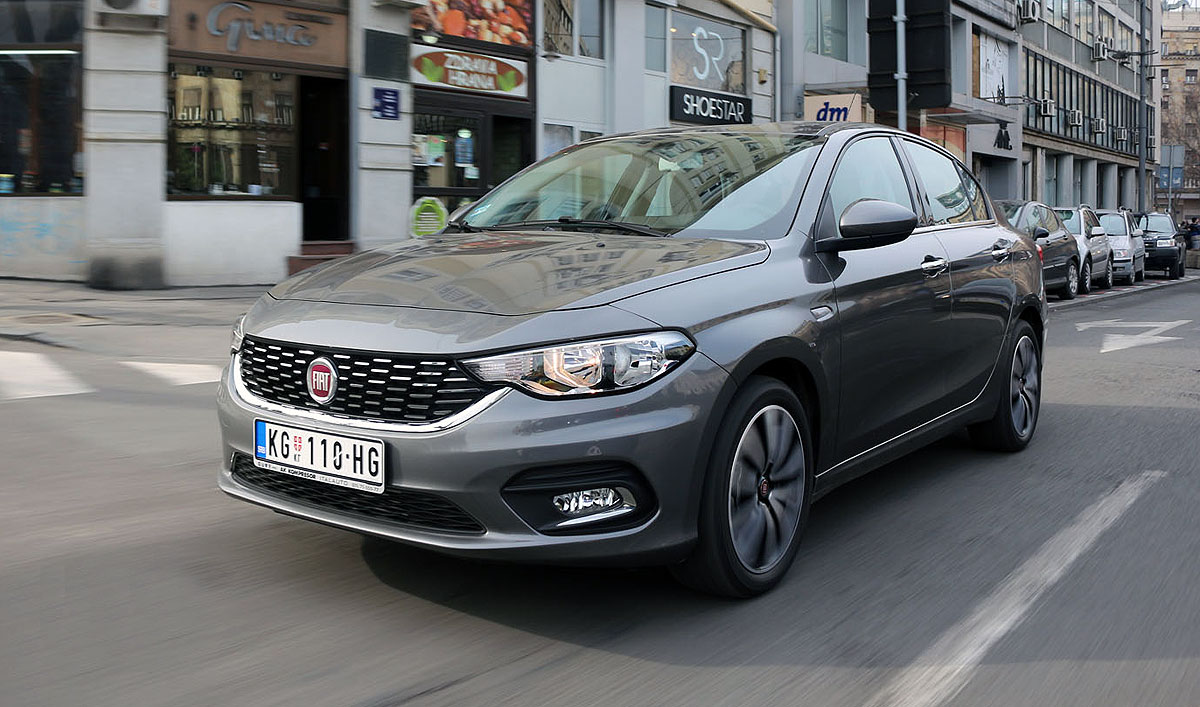 test fiat tipo 1 6 mjet2 opening edition plus. Black Bedroom Furniture Sets. Home Design Ideas