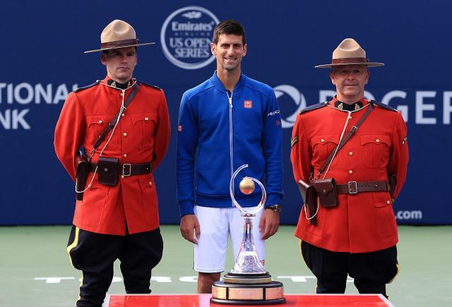 Djokovic Claims Toronto to Win 30th ATP 1000 Cup
