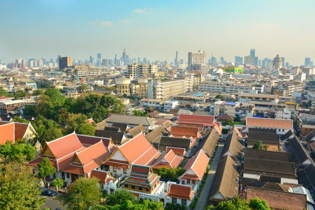 Bangkok, Tajland (Foto: Thinkstock)