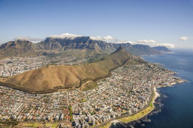 Kejptaun, Južnoafrička Republika (Foto: Thinkstock)