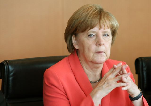 Merkel unsatisfied with German state election result