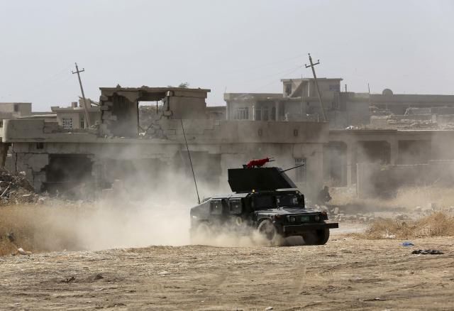 quotBitka-za-Mosul-ce-dugo-trajatiquot-iracke-snage-napreduju