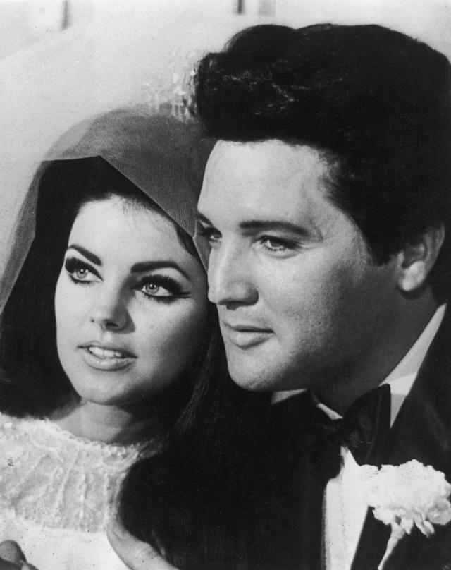 Elvis i Prisila Presli (Foto: Gettyimages)