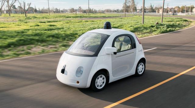 Prototip samovozećeg automobila (Foto: Google)