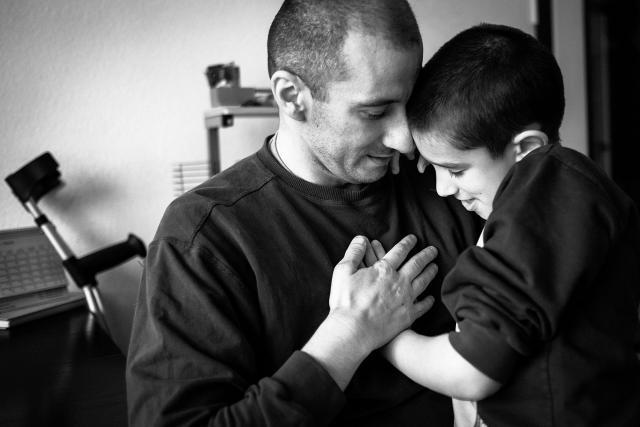 Petar Marković &Porodica sa autisticnom decom &