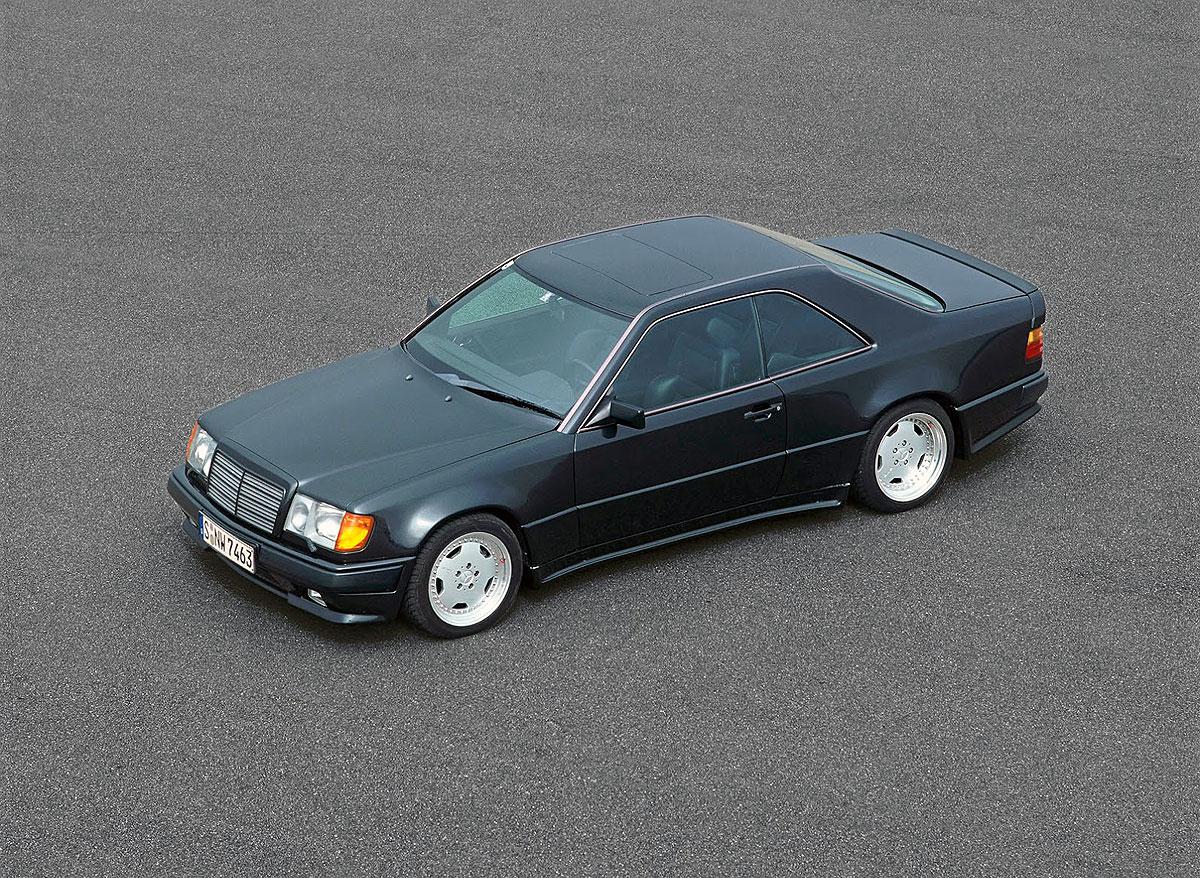Jubilej Tri Decenije Mercedesa E Klase Coupe Foto B92 Net