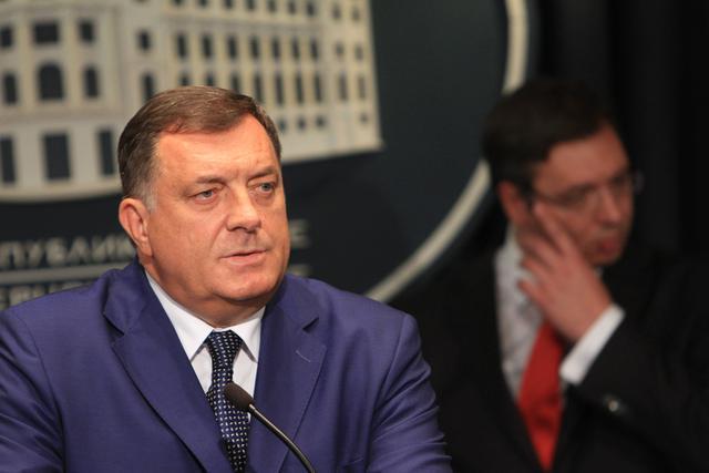 Bosnian Serb Nationalist Leader Dismisses US Sanctions