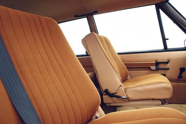 EXPRES - Ekskluzivni retro Range Rover od 160.000 evra
