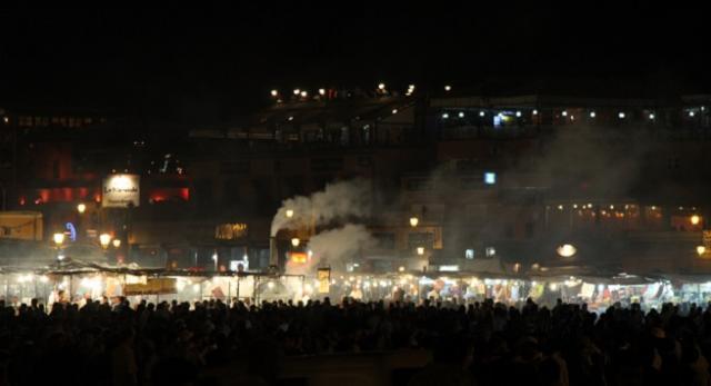 Trg Džema El Fna (Foto: Ivana Kovačević)
