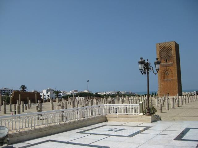 Rabat, Mauzolej Muhameda (Foto: Ivana Kovačević)
