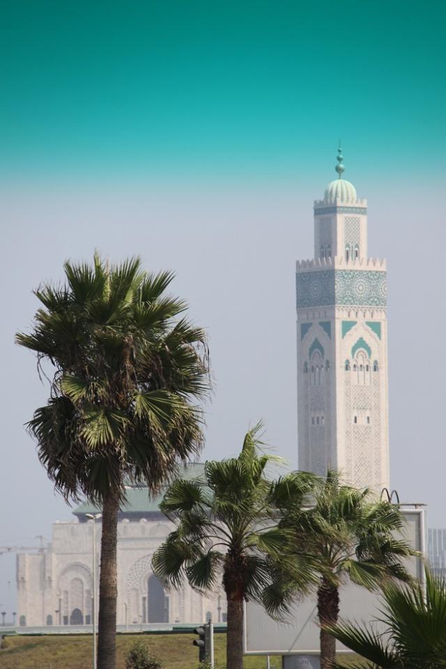 Džamija Hasana II, Kazablanka (Foto: Ivana Kovačević)