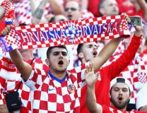 Croatian football fans (Getty Images, illustration purposes)