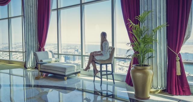 (Foto: St Regis Abu Dhabi)