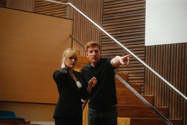 Tamara Krcnunović i Vlada Aleksić