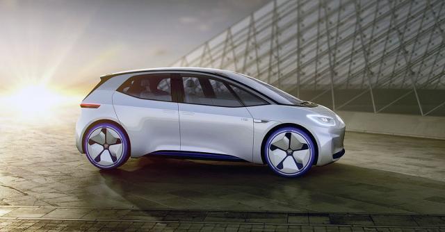VW ID hečbek koncept iz 2016.