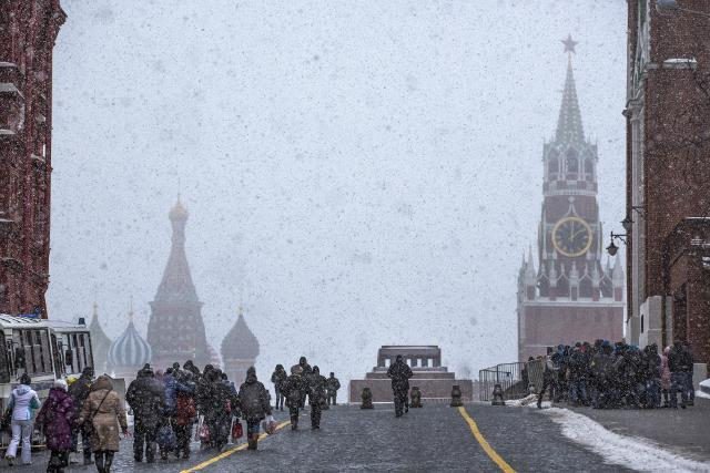 Moscow (Tanjug/AP, file)