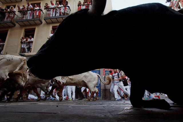 Pamplona (Foto: GettyImages)