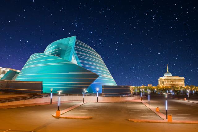 Astana noću (Foto: Foto: Thinkstock)