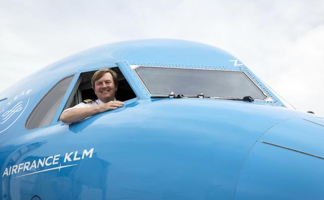 Foto: Tanjug / Natascha Libbert/KLM via AP