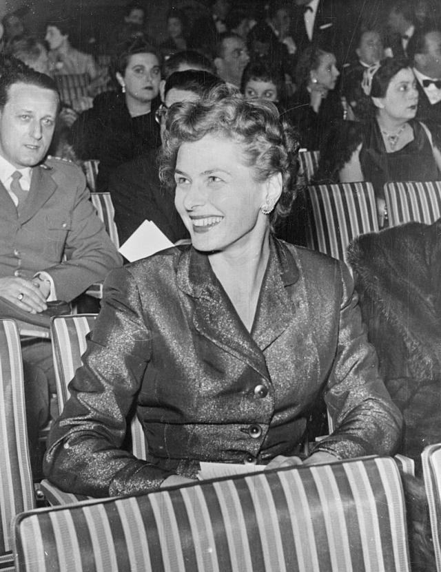 Ingrid Bergman  (Foto: Gettyimages)