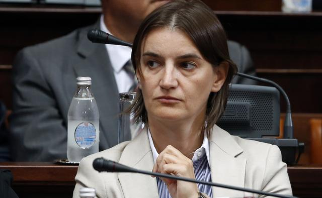 Serbia president names gay woman as PM in Balkan first
