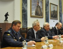 The CSTO delegation (MoD)