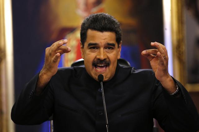 MADURO RASKRINKAO AMERE – CIA hoće da me smakne, misle da su svetska vlast!
