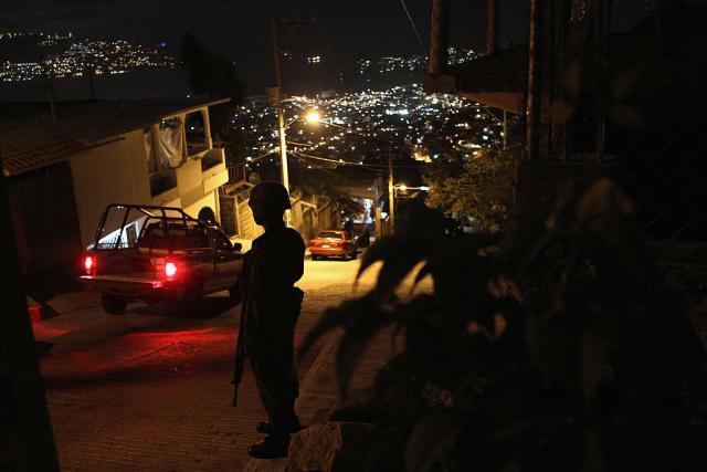 NEVIĐEN MASAKR U MEKSIKU – U junu više mrtvih nego u Siriji!