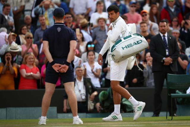 Injured Djokovic likely to miss US Open