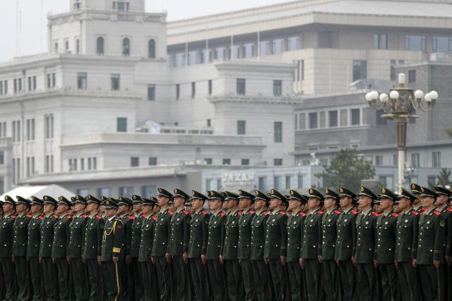 quotKina-nece-mirovati-ako-SAD-napadnu-Severnu-Korejuquot