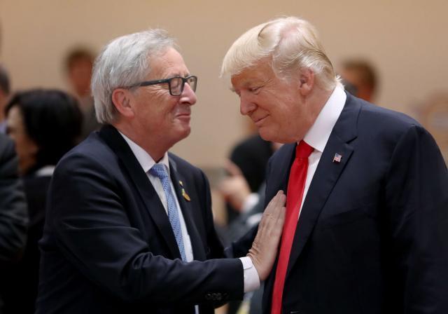 Juncker: EU will defend economic interests vs US' new Russian Federation sanctions