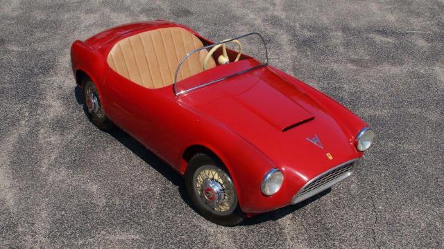 'Baby Ferrari' Bimbo Racer (Foto: Mecum)