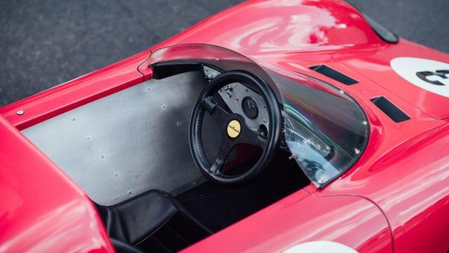 Ferrari 330 P2 Le Mans (Foto: Mecum)