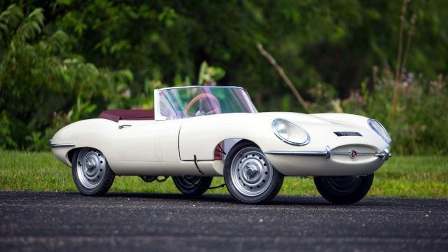 Jaguar E-Type (Foto: Mecum)
