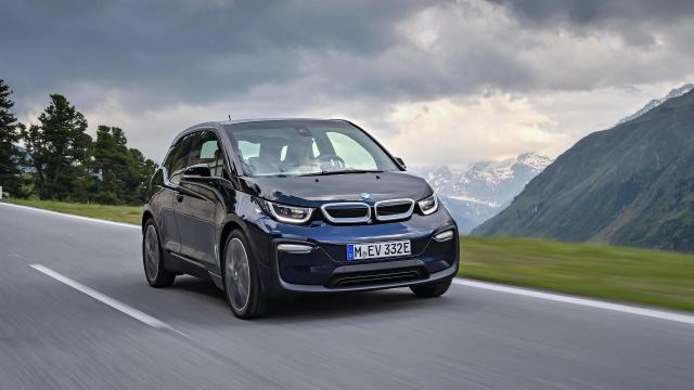 BMW i3 za 2018.