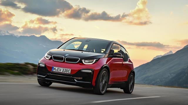 Sportski BMW i3s za 2018.