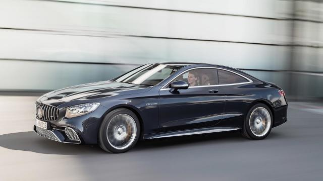 Mercedes-AMG S65 Coupe za 2018.