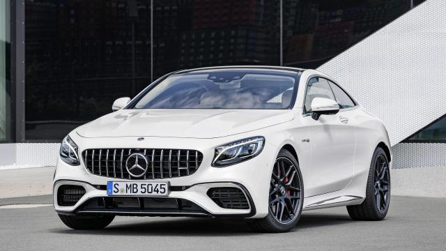 Mercedes-AMG S63 Coupe za 2018.